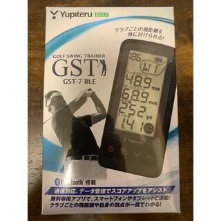 ユピテル(Yupiteru)のユピテル GST-7 BLE ゴルフスイングトレーナー(その他)