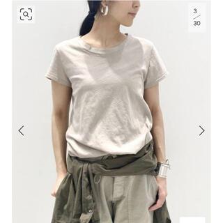 アパルトモンドゥーズィエムクラス(L'Appartement DEUXIEME CLASSE)のLA CA USA/ラカウサ  C/N Luxe Frank Tee(Tシャツ(半袖/袖なし))