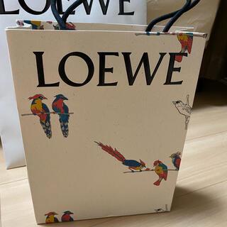 ロエベ(LOEWE)のロエベ 今季 限定 ショッパー 紙袋(ショップ袋)