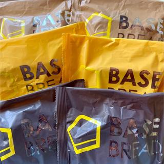 BASE BREAD ベースブレッド 6個!チョコ&シナモン&メープル!(プロテイン)