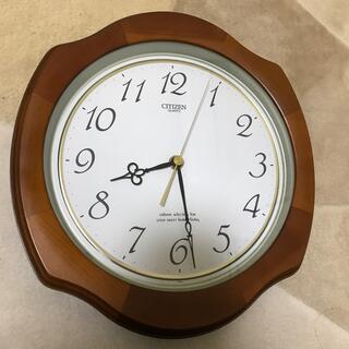 シチズン(CITIZEN)のシチズン☆掛時計(掛時計/柱時計)