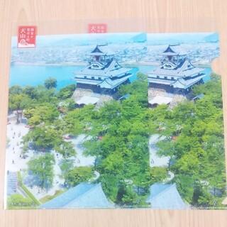 犬山城クリアファイル(クリアファイル)