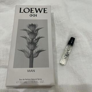 LOEWE - ロエベ 001 マン オードゥトワレ