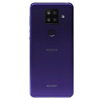 アクオス(AQUOS)の新品未開封 SHARP AQUOS sense4 plus SH-M16(スマートフォン本体)