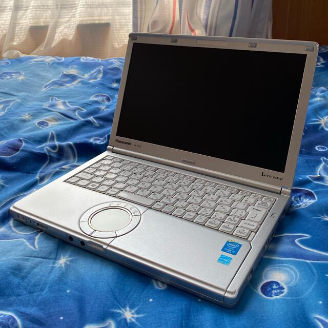 Panasonic(パナソニック)の【高速SSD搭載】Let's note CF-NX3 スマホ/家電/カメラのPC/タブレット(ノートPC)の商品写真