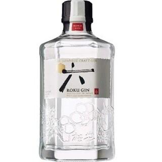 サントリー(サントリー)のジャパニーズクラフトジン 六(ROKU)700ML(蒸留酒/スピリッツ)