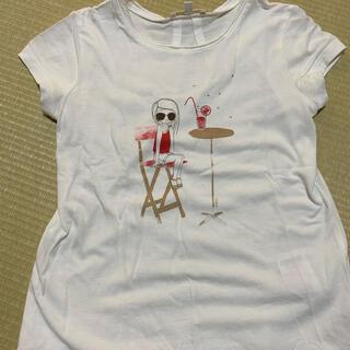 クロエ(Chloe)のクロエ キッズTシャツ 6Y(Tシャツ/カットソー)