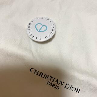 クリスチャンディオール(Christian Dior)のDiorトロッター缶バッジ(バッジ/ピンバッジ)