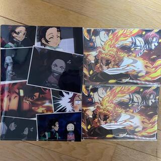 鬼滅の刃 3個(クリアファイル)