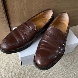 BURBERRY - バーバリー ローファー 革靴