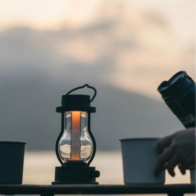 BALMUDA(バルミューダ)のバルミューダ ザ・ランタン ブラック BALMUDA The Lantern スポーツ/アウトドアのアウトドア(ライト/ランタン)の商品写真