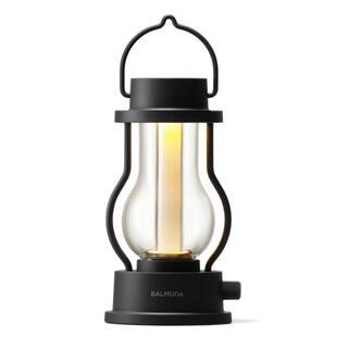バルミューダ(BALMUDA)のバルミューダ ザ・ランタン ブラック BALMUDA The Lantern(ライト/ランタン)