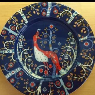 イッタラ(iittala)のイッタラ タイカ プレート 22センチ ブルー(食器)