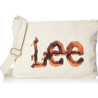 リー(Lee)のLee スパンコールショルダーバック(ショルダーバッグ)