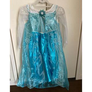 ディズニー(Disney)のアナ雪ドレス エルサ(衣装)