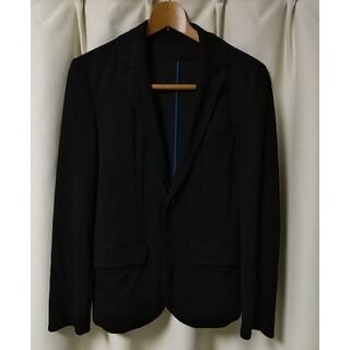 アバハウス(ABAHOUSE)のアバハウス ジャケット 黒 サイズ2 美品(テーラードジャケット)