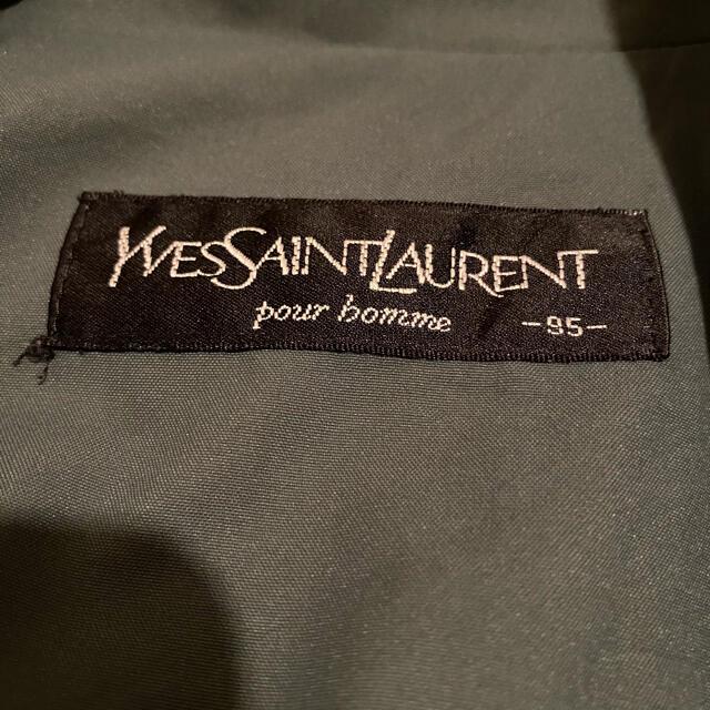 Saint Laurent(サンローラン)のYves Saint Laurent  YSL vintage swingtop メンズのジャケット/アウター(ブルゾン)の商品写真