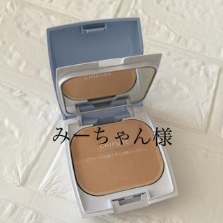 チフレケショウヒン(ちふれ化粧品)のちふれ UVバイケーキ ファンデーション33(14g)(ファンデーション)
