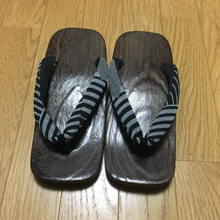 下駄 メンズ 宮部木履工場(靴/ブーツ)