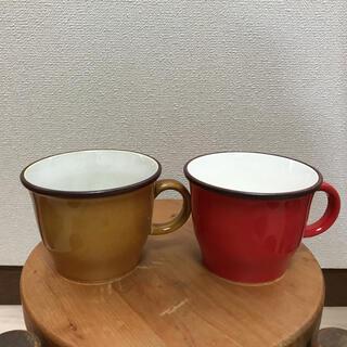 unico - 【新品未使用】トウジキトンヤ TOJIKITONYA ペアマグカップ