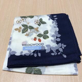 WEDGWOOD - wedgwood★大判ハンカチ★未使用