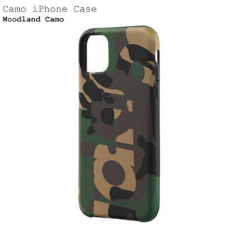 シュプリーム(Supreme)のSupreme Camo iPhone Case 11 ケース(iPhoneケース)