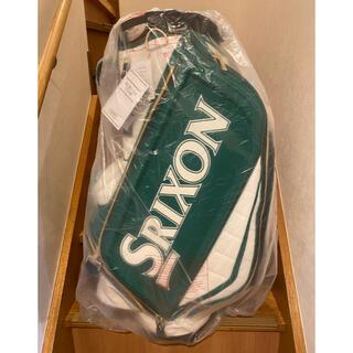 スリクソン(Srixon)の【限定100個】SRIXON 松山英樹 キャディバック マスターズデザイン(バッグ)