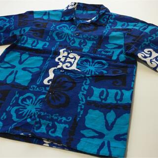 トウヨウエンタープライズ(東洋エンタープライズ)の【70年代】 アロハシャツ(シャツ)