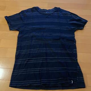 バートン(BURTON)のBURTON 半袖Tee ボーダー S(Tシャツ/カットソー(半袖/袖なし))