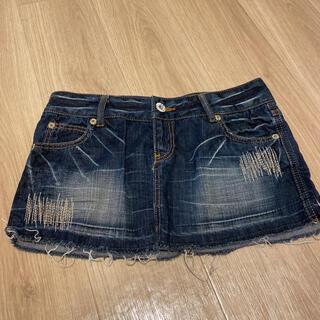 エルビーゼロスリー(LB-03)のスカート 断捨離(ミニスカート)