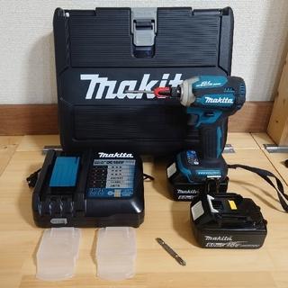 マキタ(Makita)のマキタ 18V 中古 インパクトドライバー TD171DRGX(工具/メンテナンス)