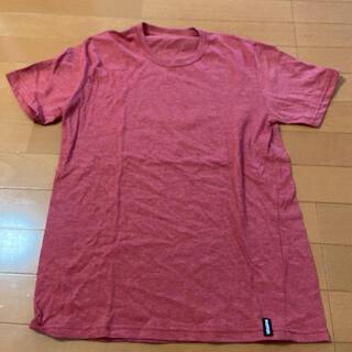 バートン(BURTON)のBURTON 赤ヘザー Tee (Tシャツ/カットソー(半袖/袖なし))