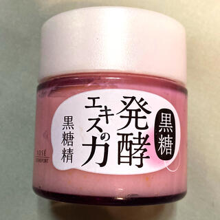 コーセーコスメポート(KOSE COSMEPORT)の黒糖精 うるおう弾力ジェル(90g)(オールインワン化粧品)