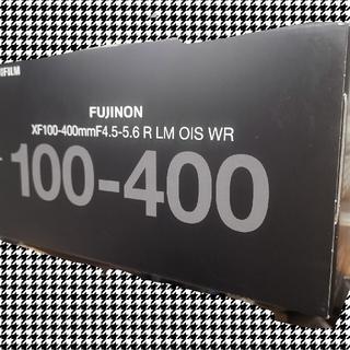富士フイルム - FUJI FILM XF100-400F4.5-5.6 R LM OIS WR