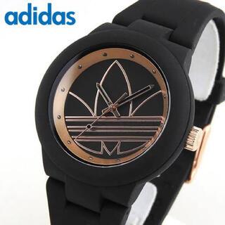 アディダス(adidas)のadidas ABERDEEN アバディーン ローズゴールド(腕時計)