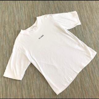 ステュディオス(STUDIOUS)のCLANE ロゴT(Tシャツ(半袖/袖なし))