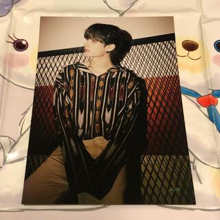セブンティーン(SEVENTEEN)のジュン ひとりじゃない 渋谷 タワレコ 限定 フライヤー seventeen(K-POP/アジア)