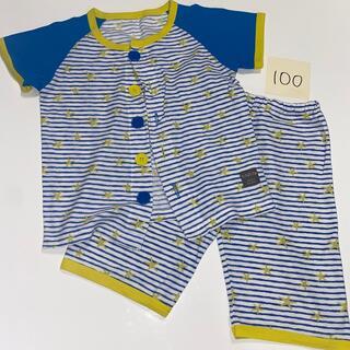 フタフタ(futafuta)の男の子 夏 パジャマ ボタン 100(パジャマ)
