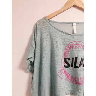 サイラス(SILAS)のサイラス Tシャツ ショート丈(Tシャツ/カットソー(半袖/袖なし))