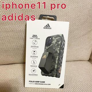 アディダス(adidas)のiPhone 11 Pro スマホケース adidas アディダス(iPhoneケース)