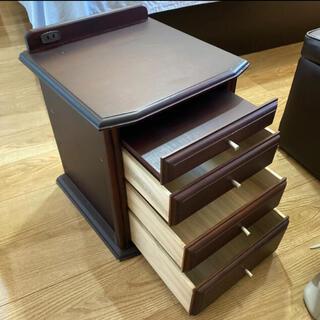 ベッドサイドテーブル おしゃれ スリム 木製 ナイトテーブル 天然木(コーヒーテーブル/サイドテーブル)