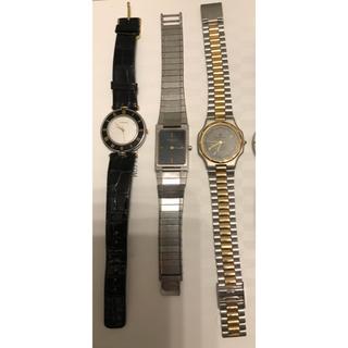 セイコー(SEIKO)のSEIKO S.T.Dupont SANDOZ 時計3本(腕時計(アナログ))
