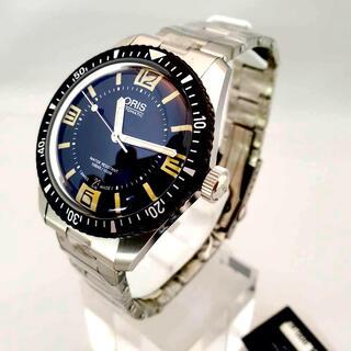 オリス(ORIS)のオリス 腕時計 正規品未使用!8万円引き!!(腕時計(アナログ))