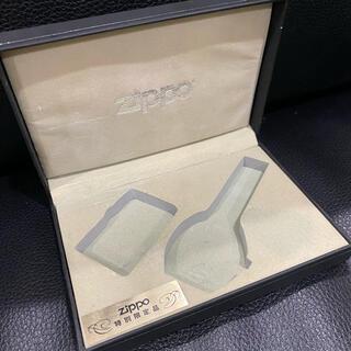 ジッポー(ZIPPO)の【ZIPPO】特別限定品用 ケース 専用ケース 黒 マット BOX(タバコグッズ)
