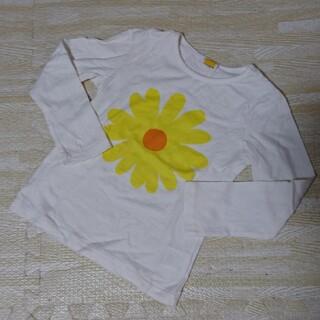 ムージョンジョン(mou jon jon)のMoujonjon 長袖 ロンT トップス 110cm(Tシャツ/カットソー)