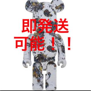 メディコムトイ(MEDICOM TOY)のBE@RBRICK Jackson Pollock Studio1000% (キャラクターグッズ)