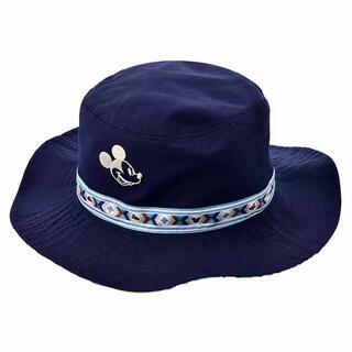 ディズニー(Disney)の<新品>ミッキー&フレンズ 帽子・ハット リバーシブル ディズニーストア (ハット)