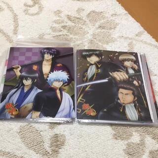 銀魂 クリアファイル 2枚セット(クリアファイル)