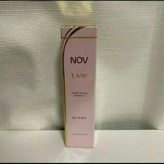 ノブ(NOV)のNOV ノブL&W ブライトニングエッセンス 美白美容液(美容液)