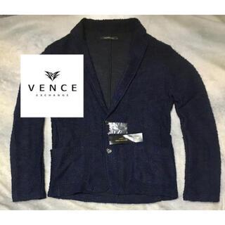 ヴァンスエクスチェンジ(VENCE EXCHANGE)の新品タグ付き VENCE EXCHANGE 裏スラブ テーラージャケット(テーラードジャケット)